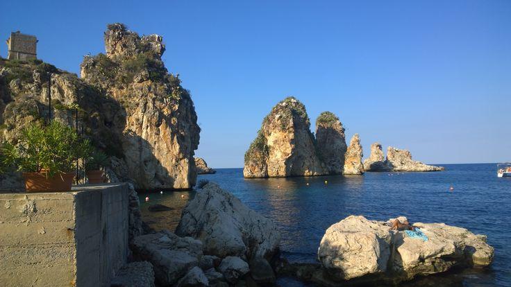La Tonara, Scopello, Sicily