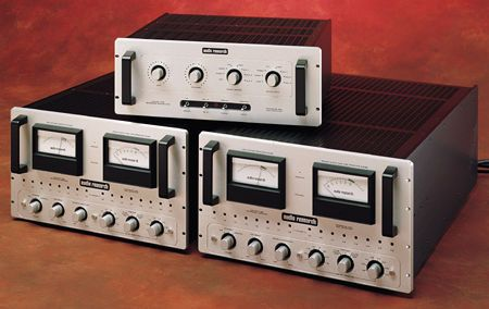 Audio Research Reference 1 preamplifier & VT200 power amplifier | Stereophile.com