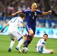 Japan vs Cyprus friendly match/国際親善試合 速報中 | テキスト速報 | ブラジルW杯 : nikkansports.com