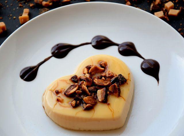 Szefer w kuchni: Karmelowa panna cotta z prażonymi orzeszkami
