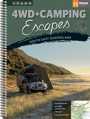Hema - 4WD plus Camping Escapes South East Queensland