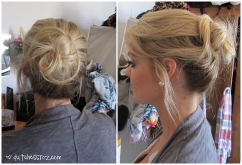 10 Ridiculously Easy Hairstyles You Can Do With Spin Pins