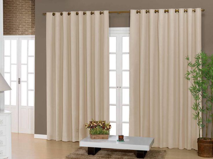 cortinas, Cortinas da sala de família e Cortinas da sala modernas