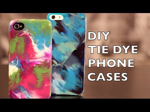 Diy How To Decorate Your Phone Case Phone Craft And Diy