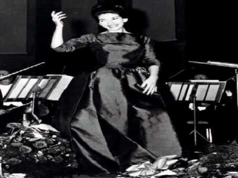The sublime Maria Callas performs Madama Butterfly - Puccini's masterpiece. I still get goosebumps and thank God music can do this to me!