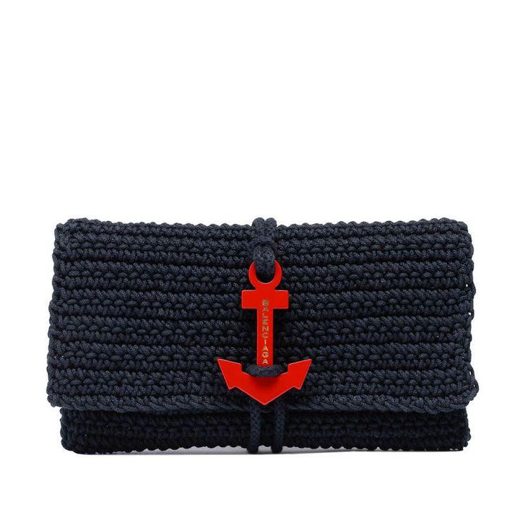 Balenciaga crochet bag