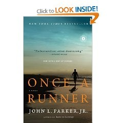 """Amazing running book! ...""""Become legends in our own time; strike fear in the heart of mediocre talent everywhere! We can scald dogs, put records out of reach! Make the stands gasp as we blow into an unearthly kick from three hundred yards out...and just wail on!"""""""