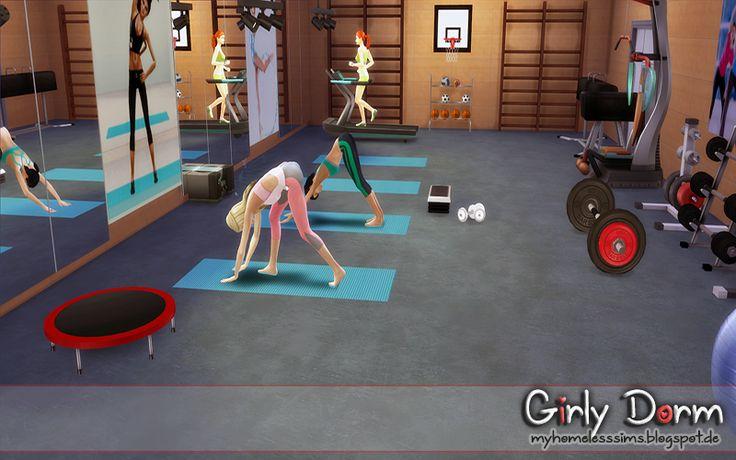 Best my sims bts dorm images on pinterest