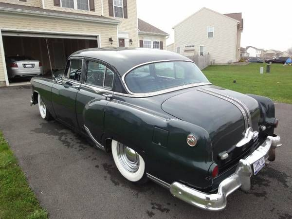 Craigslist Dc Cars >> '53 Pontiac Chieftain | Craigslist Syracuse | Adrenaline Capsules | Pinterest | General motors ...