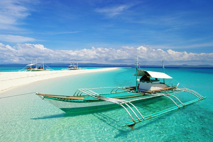 Malapascua Island, Philippines This is truly a paradise island. Not so far from Cebu