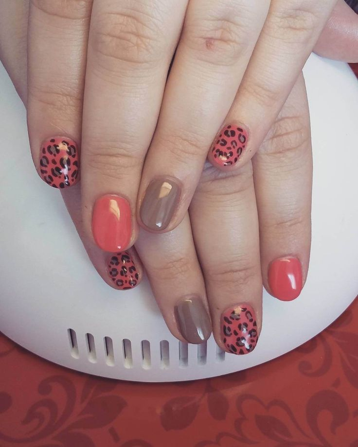 82 best Nail Art Gallery images on Pinterest   Animal prints, Beauty ...
