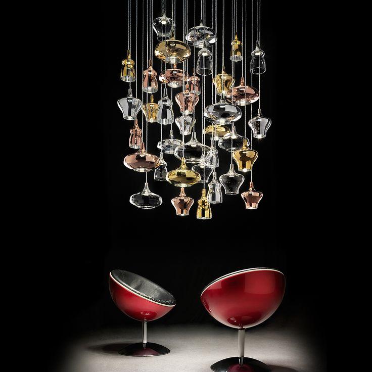 lighting on pinterest led desk lamp modern floor lamps and. Black Bedroom Furniture Sets. Home Design Ideas