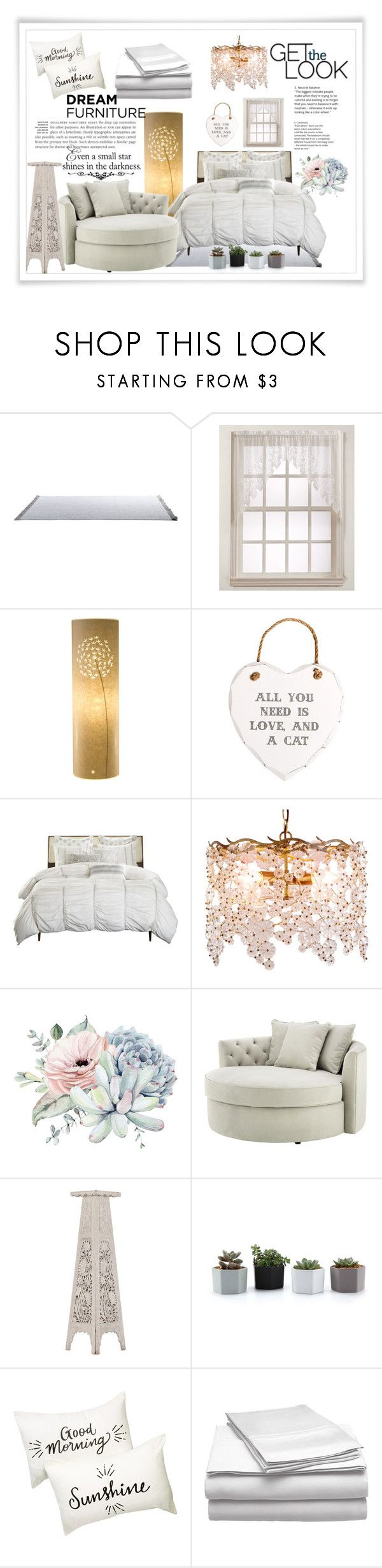 """dream furniture"" by bunnyboo2004 ❤ liked on Polyvore featuring interior, interiors, interior design, home, home decor, interior decorating, Lichtenberg, Canopy Designs, Eichholtz and Nordstrom Rack"