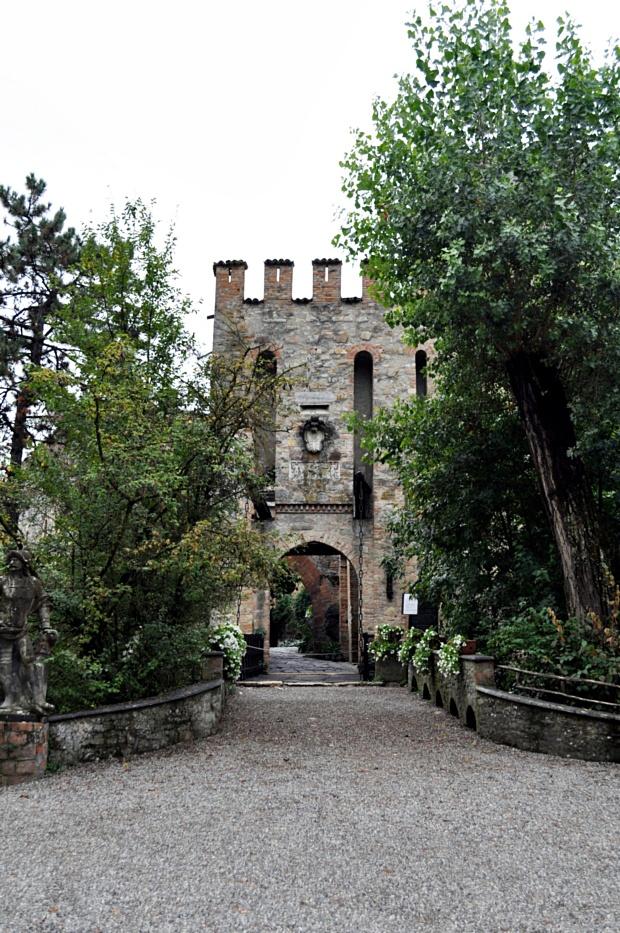 Castello di Gropparello - Piacenza, Emilia Romagna Italy