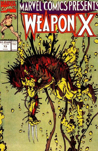 Weapon X - The story of Wolverine's Ademantium enriched bone claws