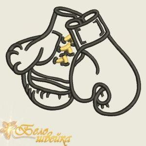 """""""боксерские перчатки 1"""" файл для вышивания интернет-магазин дизайнов машинной вышивки Ната Белошвейка #beloshveyka #embroidery #designs #wilcom #натабелошвейка #белошвейка"""