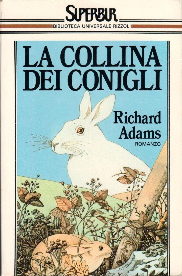 La collina dei conigli | Richard Adams #anobii #pietramiliare