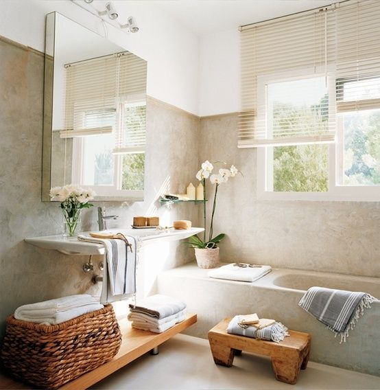 Feng Shui Your Bathroom & Create A Spa At Home!