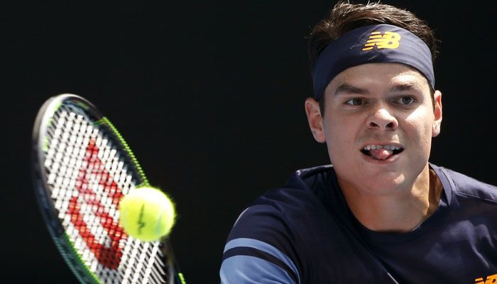 Australian Open: Milos Raonic topples World No 4 Stan Wawrinka...: Australian Open: Milos Raonic topples World No 4 Stan… #StanWawrinka