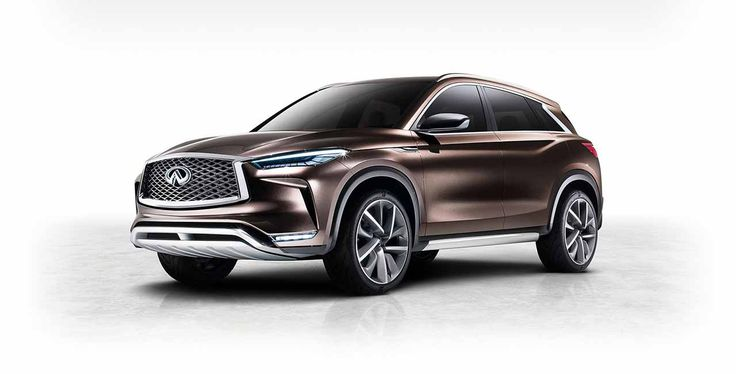 INFINITI QX50 Concept Luxury SUV