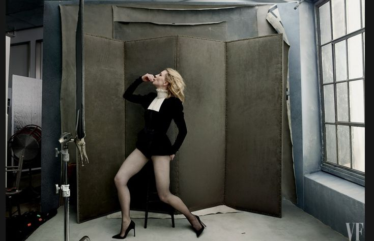 Vanity Fair - As poderosas de Hollywood pela lente de Annie Leibovitz