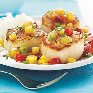 Heart-Healthy Seafood Recipes   Nutritious Seafood Recipes   CookingLight.com