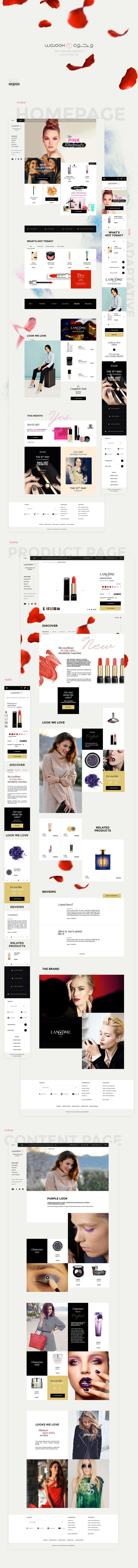 Wojooh : Delivering beauty across middle east