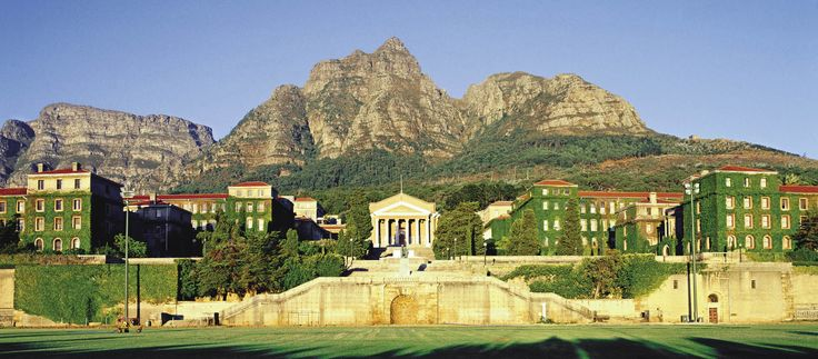 Founded in 1829, the University of Cape Town is located in Cape Town, South Africa.
