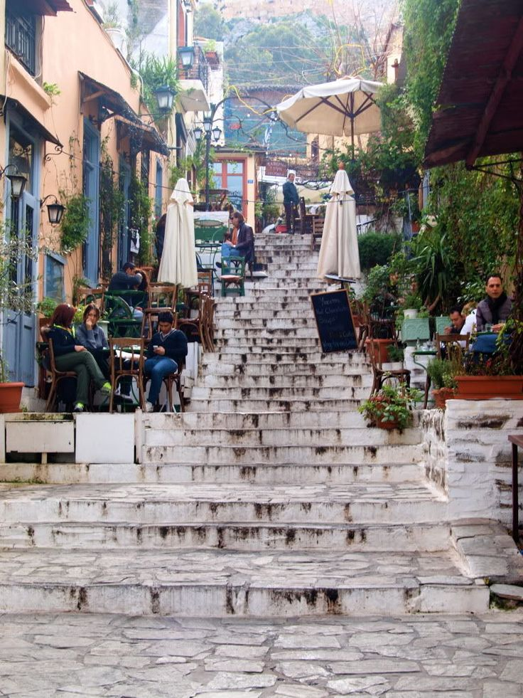 Plaka, Athens. Great to visit #Athens #travel #BucketList . This City is Yours - http://www.cityisyours.com/explore
