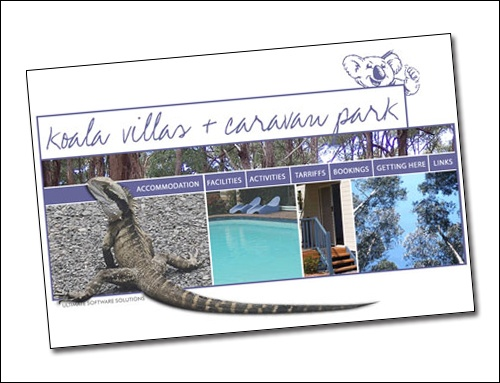 Koala Villas Caravan Park
