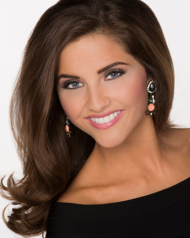 Miss Oklahoma from Miss America 2016: Meet the Contestants!  Georgia Frazier