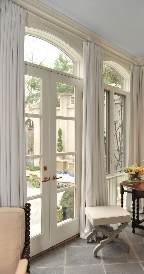 French Doors to Bedroom - Interior Design Bedroom Ideas Check more ...
