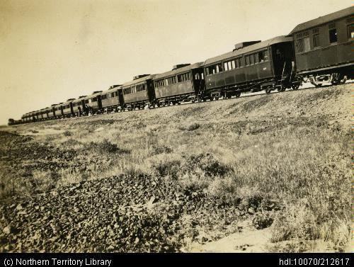 Territory Stories: Train