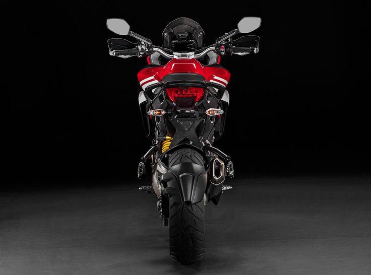 2017 Ducati Multistrada 1200 Pikes Peak Review