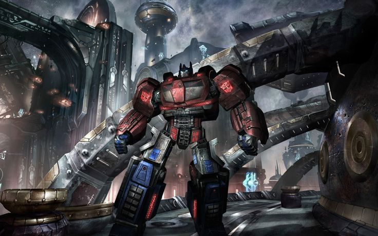 ''Transformers'': Video games based on games