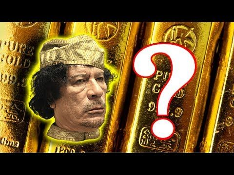 What Happened to Libya's Gold? - Questions For Corbett