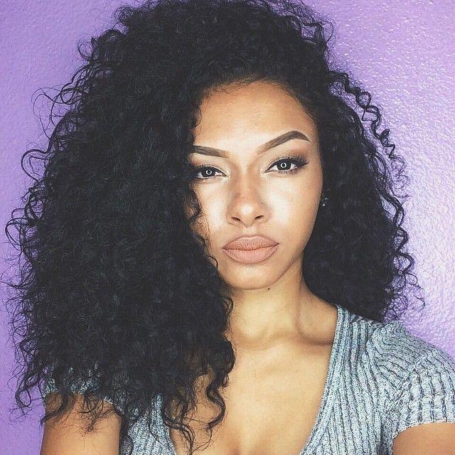 CURLY | BEAUTIFUL HAIR  | M E G H A N ♠ M A C K E N Z I E