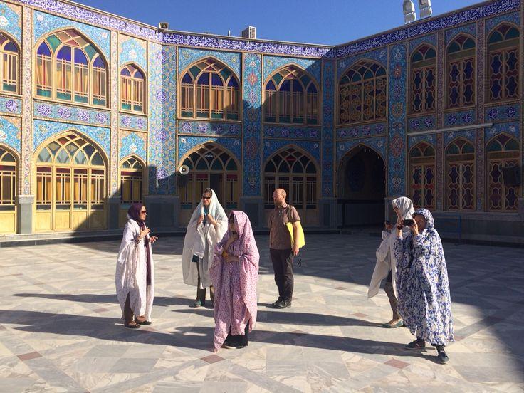 Kleding vrouwen hijab chador Iran