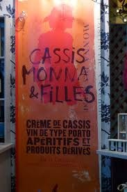 Cassis Monna et Filles  While visiting the Ile de Orleans be sure to stop for a wine tasting of Quebec premier Black Currant Vinyard and winery.