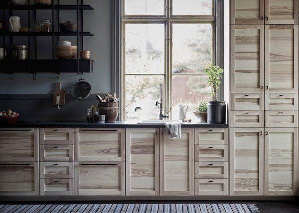 Torhamn, la gamme de meubles au style scandinave / scandinavian kitchen furniture