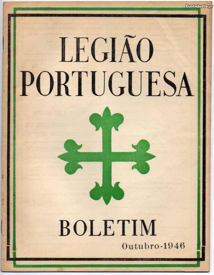 Boletins da Legião Portuguesa (1946) - à venda - Livros, Vila Real - CustoJusto.pt