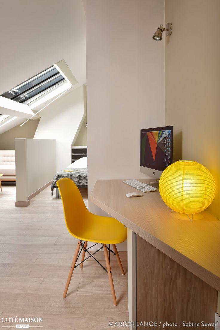 Rénovation d'un studio à Lyon 06, Marion Lanoë - Côté Maison