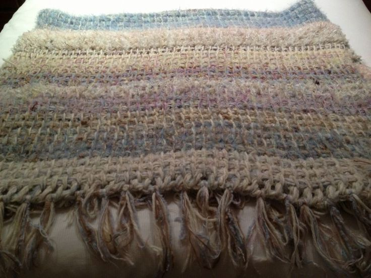 17 Best images about Afghans/blankets (6/8) - Tunisian crochet on Pinterest ...