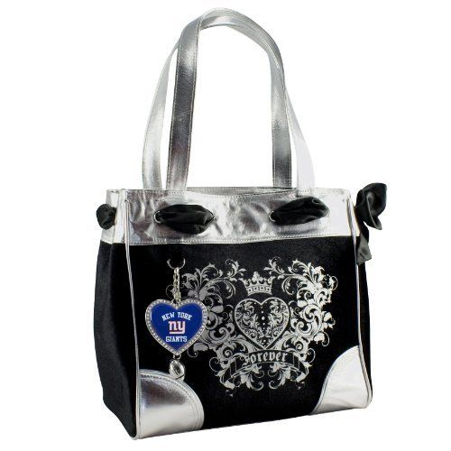 NFL New York Giants Sport Luxe Tote by Littlearth Productions. Save 43 Off!. $23.96