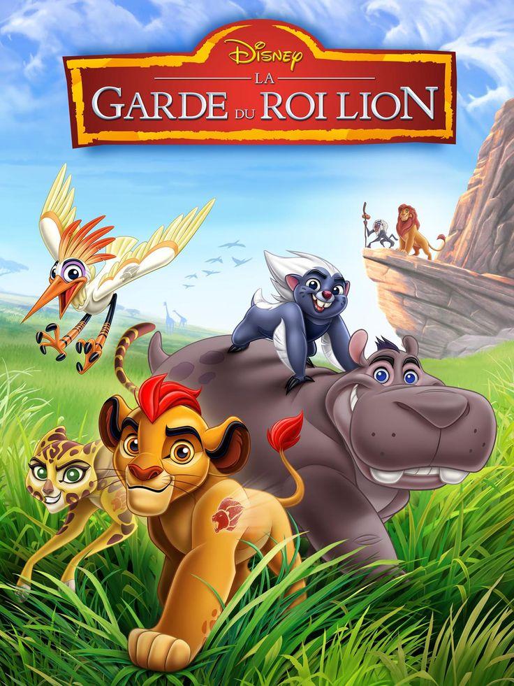 La Garde du Roi Lion Saison 1