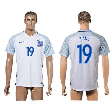 England 2016 Harry #Kane 19 Hemmatröja Kortärmad,259,28KR,shirtshopservice@gmail.com