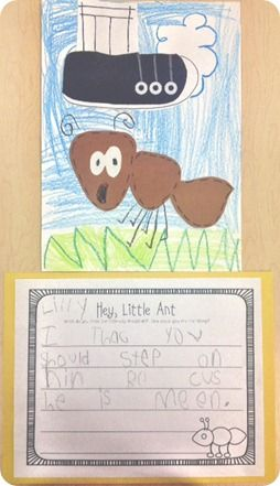 Hey Little Ant Extension Activity