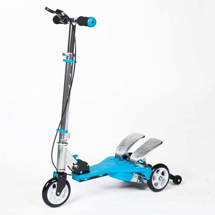 Ped Run Kids Scooter - Blue - PRK-BU