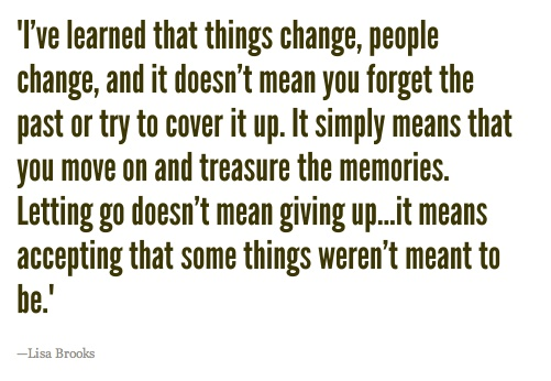 Sometimes things are not meant to be...