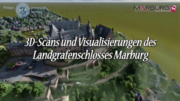 Video Schloss 3D (HD) - Philipps-Universität Marburg - Museum für Kunst und Kulturgeschichte Marburg